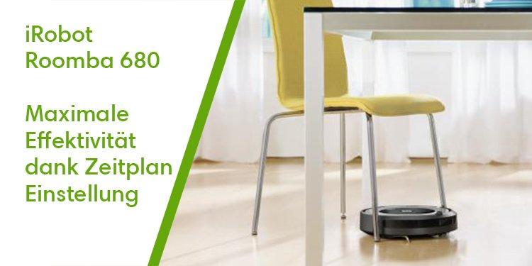 iRobot Roomba 680 - Für Sauberkeitsfans