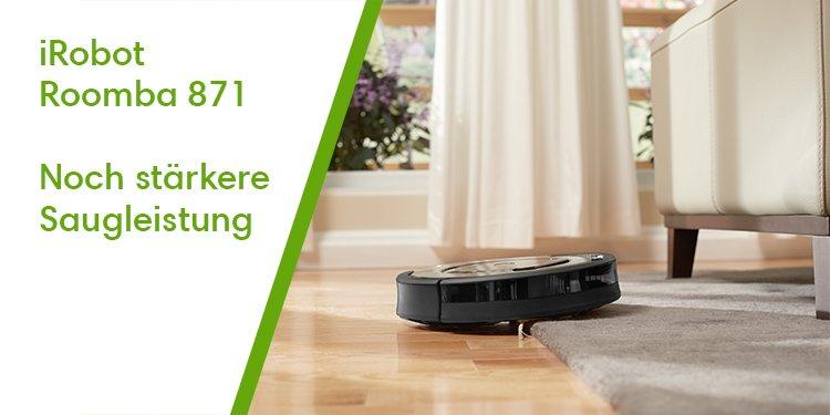 iRobot Roomba 871 - Für Einsteiger