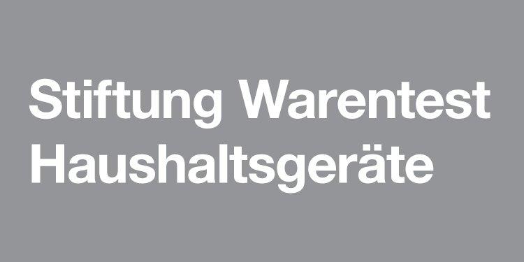 Stiftung Warentest Geräte