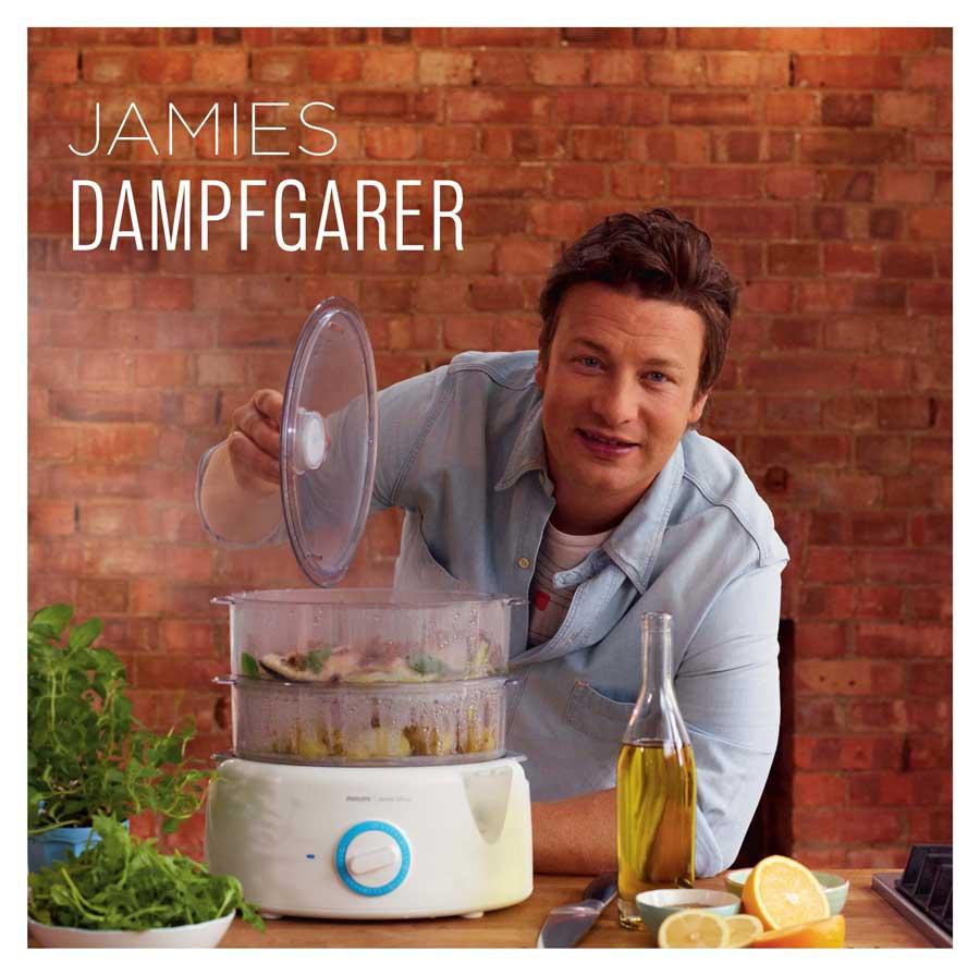 Amazon.de: Philips HD9132/00 Jamie Tools Dampfgarer 900