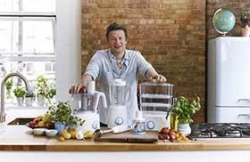 Amazon.de: Philips HR7782/00 Jamie Oliver Küchenmaschine (inkl ... | {Kochshow jamie oliver 2}
