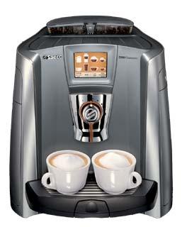 Amazon.de: Saeco Primea Cappuccino Touch Plus