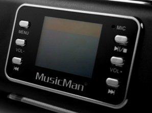 MusicMan BT-X2