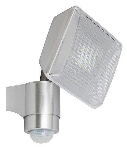 ranex smd led fluter mit bewegungsmelder 27 smd led s 0 5 watt lumen. Black Bedroom Furniture Sets. Home Design Ideas