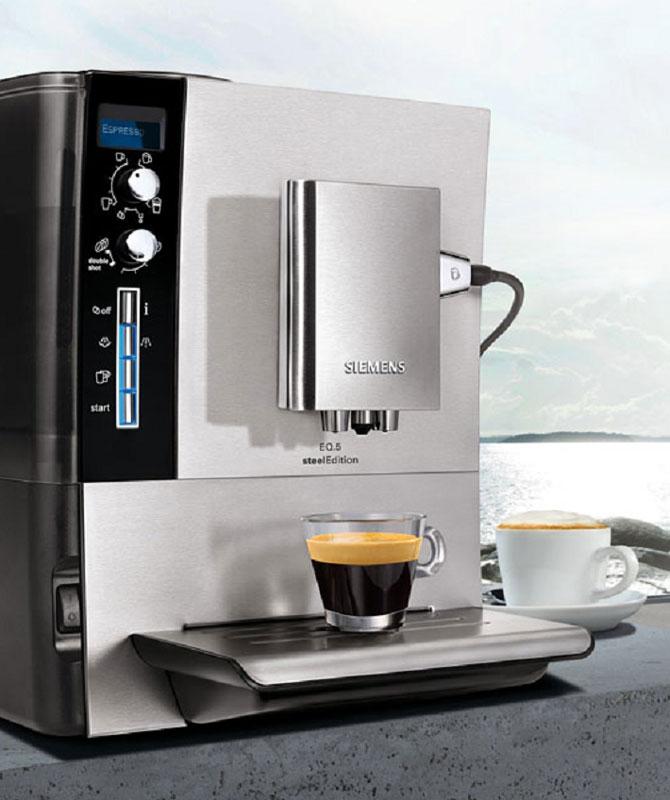 Amazon.de: Siemens TE509501DE Kaffee-Vollautomat EQ.5
