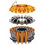 dyson dc37 animal turbine beutelloser staubsauger eek a ball 1300 watt hepa dauerfilter. Black Bedroom Furniture Sets. Home Design Ideas