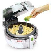 Bild Komfortables, schonendes und sicheres Frittieren, Braten, Kochen und Backen bei ca. 150°C für