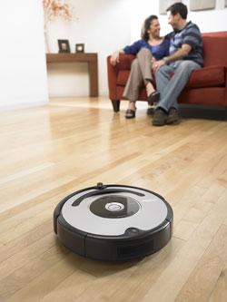 irobot roomba 581 staubsaug roboter. Black Bedroom Furniture Sets. Home Design Ideas