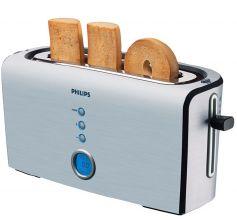 philips hd 2618 00 toaster aluminium serie. Black Bedroom Furniture Sets. Home Design Ideas
