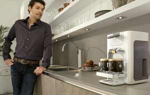 philips hd7860 10 senseo quadrante kaffeepadmaschine weiss. Black Bedroom Furniture Sets. Home Design Ideas