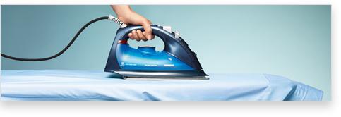 Wie viel und was möchten Sie bügeln?