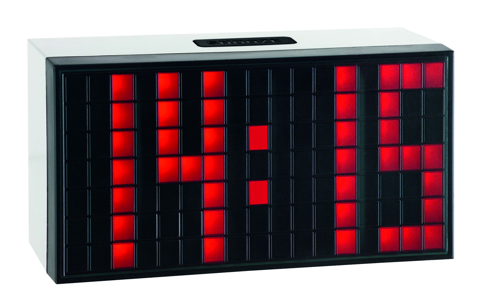 tfa elektronischer wecker time block. Black Bedroom Furniture Sets. Home Design Ideas
