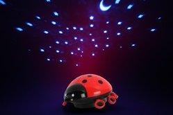 ansmann sternenlicht marienk fer led sternenhimmel projektor nachtlicht lampe einschlafhilfe f r. Black Bedroom Furniture Sets. Home Design Ideas