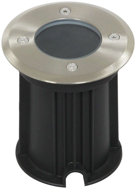 Relativ Ranex 5000.461 LED Bodeneinbaustrahler für Außen, rund, befahrbar RF62