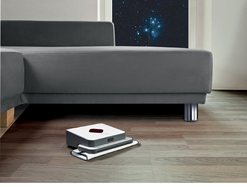 amazonde dirt devil evo swiffer wischer mit roboter. Black Bedroom Furniture Sets. Home Design Ideas