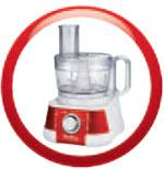 Amazon.de: Moulinex FP518G Kompakt-Küchenmaschine