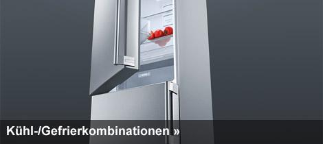 Bauknecht Kühl- und Gefrierkombinationen