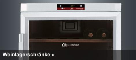Bauknecht Weinkühlschränke