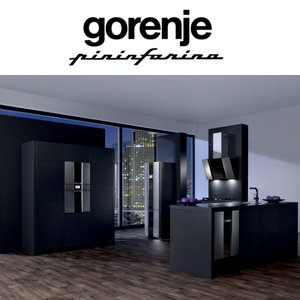 gorenje elektro gro ger te k hlen und. Black Bedroom Furniture Sets. Home Design Ideas