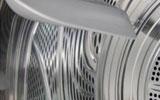 Reversierende Trommel: Sanft und sparsam Trocknen