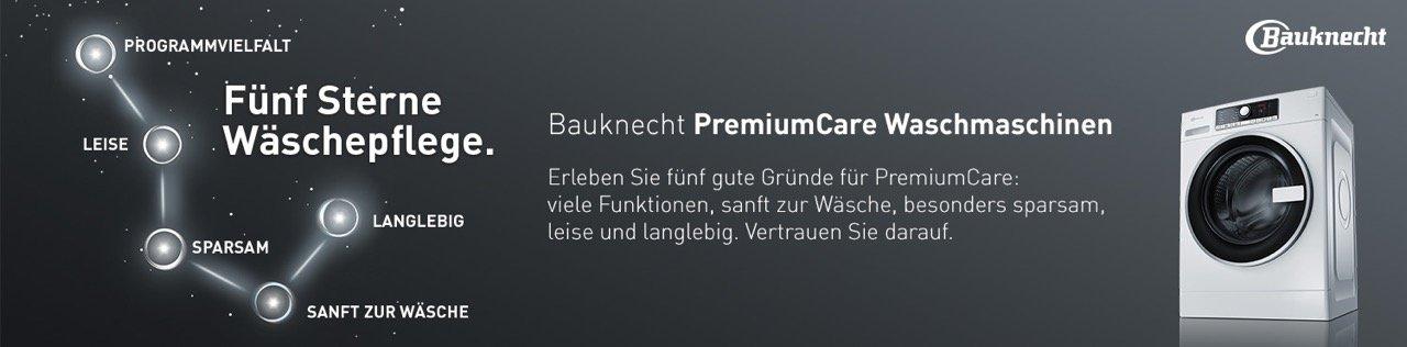 Herobanner Bauknecht Markenshop