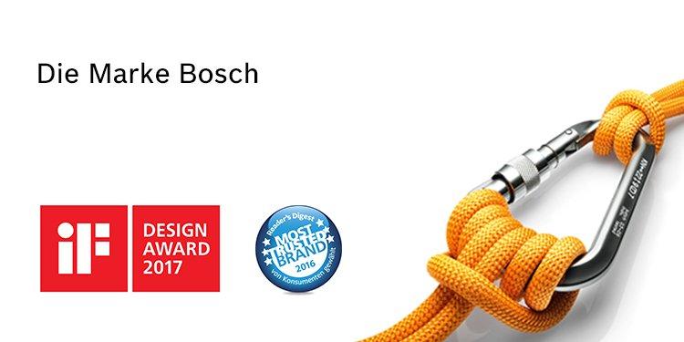 Die Marke Bosch - Markenversprechen