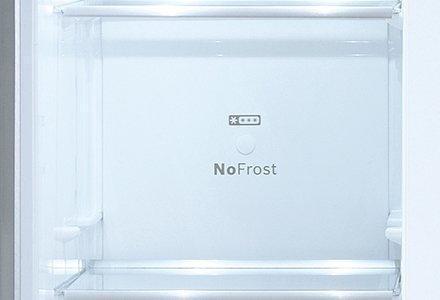 Abbildung Kühlschrank mit NoFrost