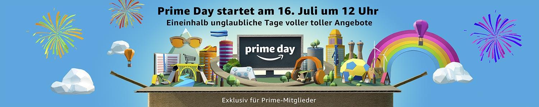 Amazon Prime day met kortingen tot 80%