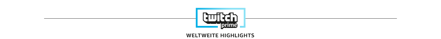 Best of Prime Twitch: Weltweite Highlights