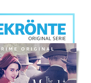 Meist gekrönte Original Serie: The Marvelous Mrs. Maisel