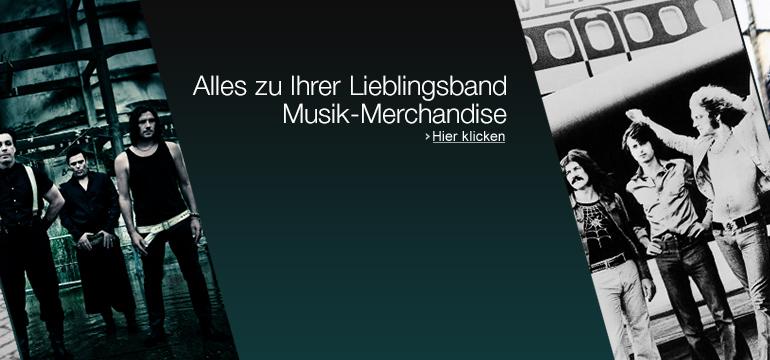 Musik-Merchandise