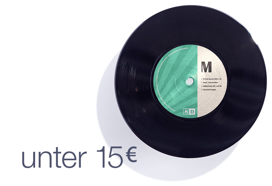 unter 15 EUR