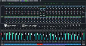 Cubase Elements 7 Mixer
