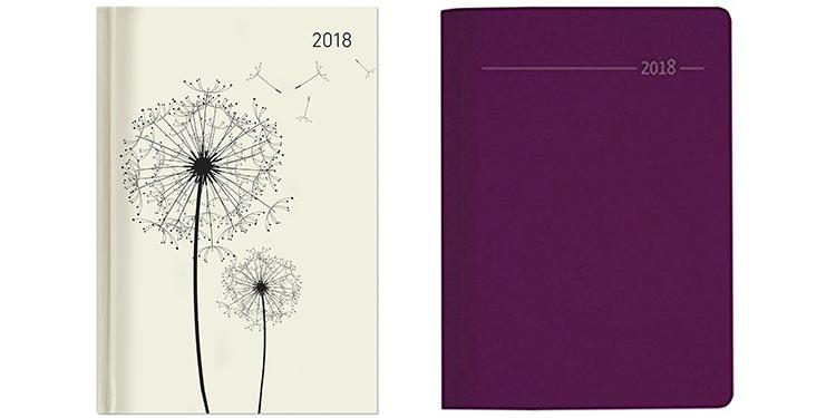 notizb cher kalender 2018 b robedarf schreibwaren. Black Bedroom Furniture Sets. Home Design Ideas