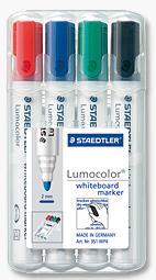 Staedtler Lumocolor 351 WP4 Whiteboard-Marker