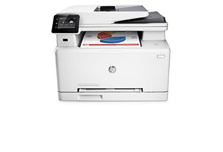HP Color LaserJet Pro M277dw Farblaserdrucker Multifunktionsgerät
