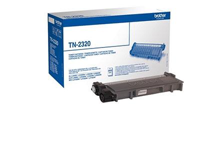 Brother Toner TN-2320 schwarz