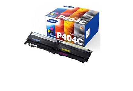 Samsung CLT-P404C/ELS Original Toner - Value Pack (C/M/Y/K)
