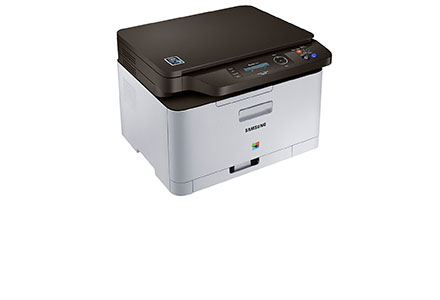 Samsung SL-C480W/TEG Farblaser-Multifunktionsgerät Xpress