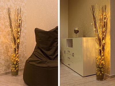 snowera led weidenzweige leuchtzweige mit 40x bernsteinfarbenen leds gs gepr ft braun. Black Bedroom Furniture Sets. Home Design Ideas