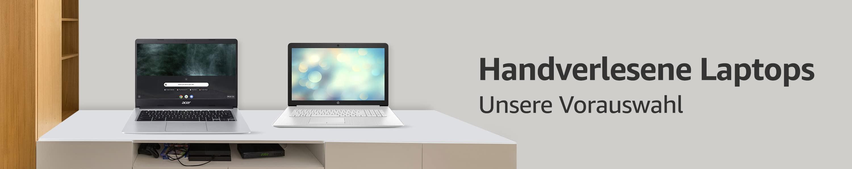 Handverlesene Laptops: Unsere Vorauswahl