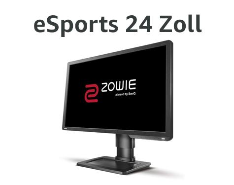 Tech-Tipp eSports 24 Zoll