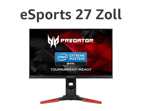 Tech-Tipp eSports 27 Zoll