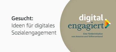 Ideen für die Zivilgesellschaft - digital engagiert