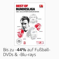 -44% auf Fußball-DVDs
