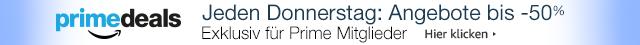 Prime Deals - Angebote für den Frühjahrsputz