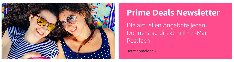 Prime Deals Newsletter