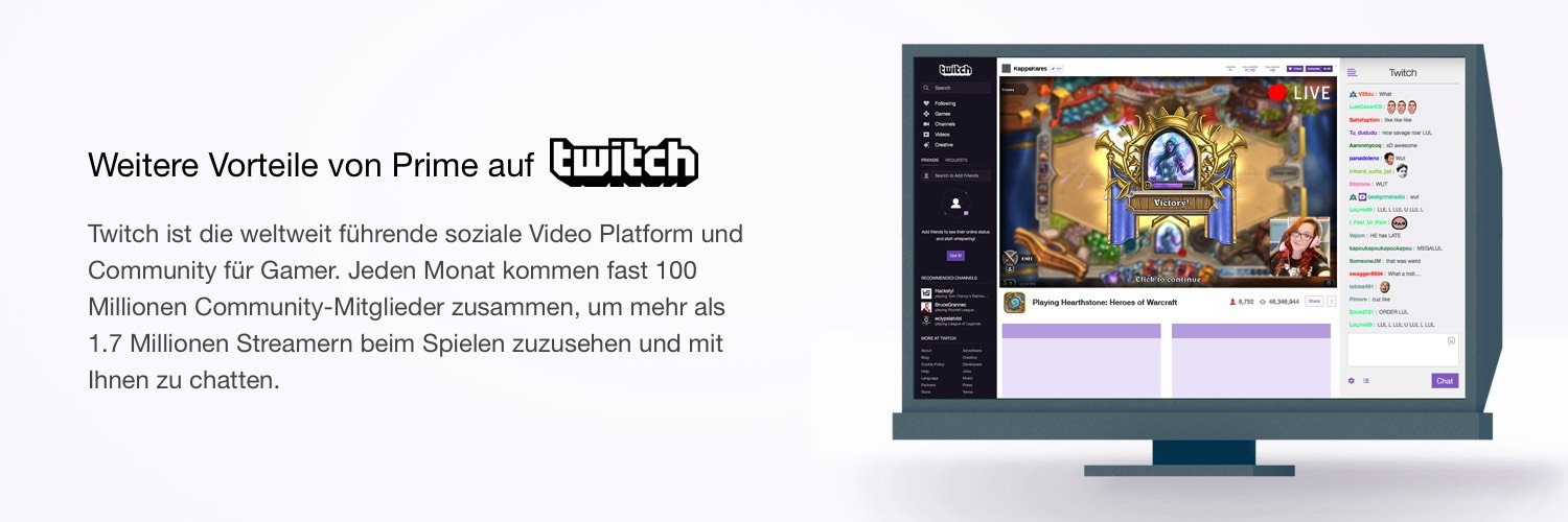 About Twitch