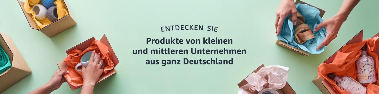 Entdecken Sie Produkte von kleinen Händlern, Eigenmarken und Kunsthandwerkern aus ganz Deutschland
