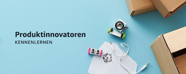 Produktinnovatoren kennenlernen